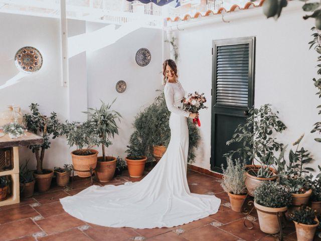 La boda de Israel y Elena en Espartinas, Sevilla 30