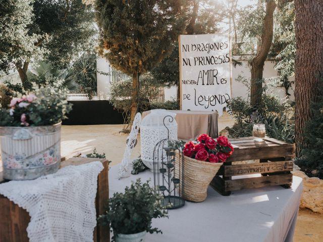 La boda de Israel y Elena en Espartinas, Sevilla 40