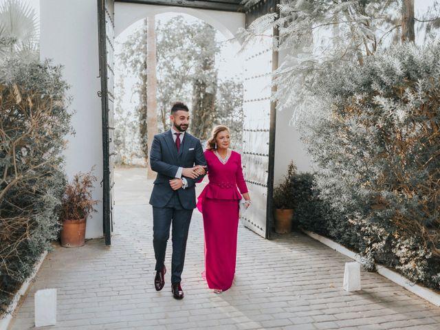 La boda de Israel y Elena en Espartinas, Sevilla 43