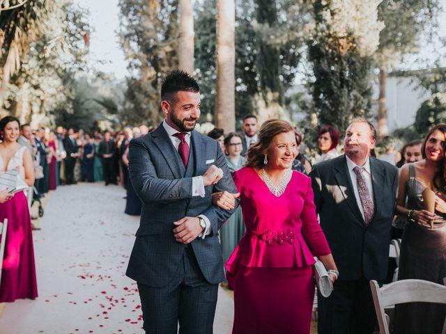 La boda de Israel y Elena en Espartinas, Sevilla 44