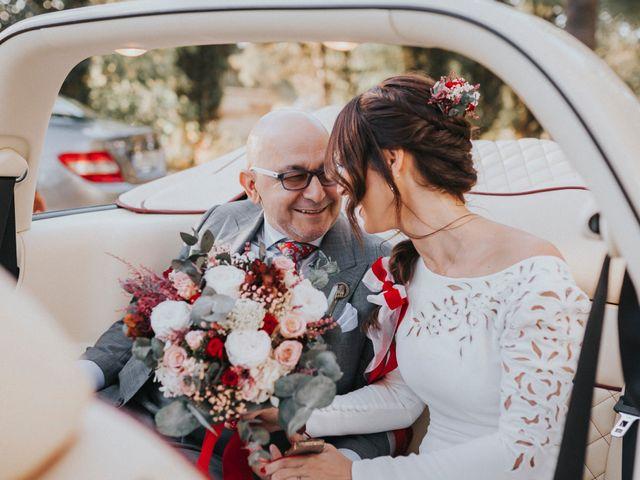 La boda de Israel y Elena en Espartinas, Sevilla 45
