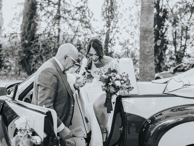 La boda de Israel y Elena en Espartinas, Sevilla 46