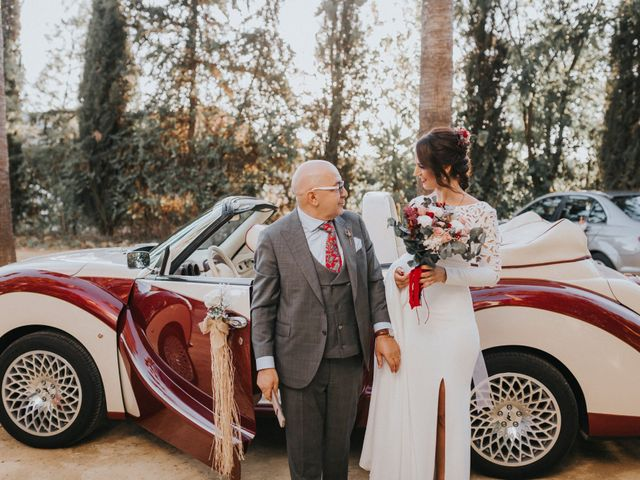 La boda de Israel y Elena en Espartinas, Sevilla 47