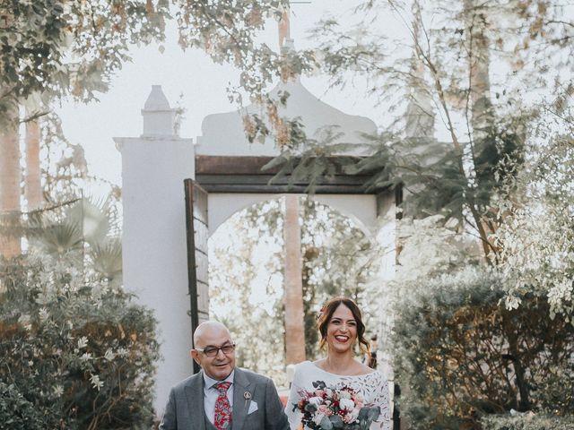 La boda de Israel y Elena en Espartinas, Sevilla 49