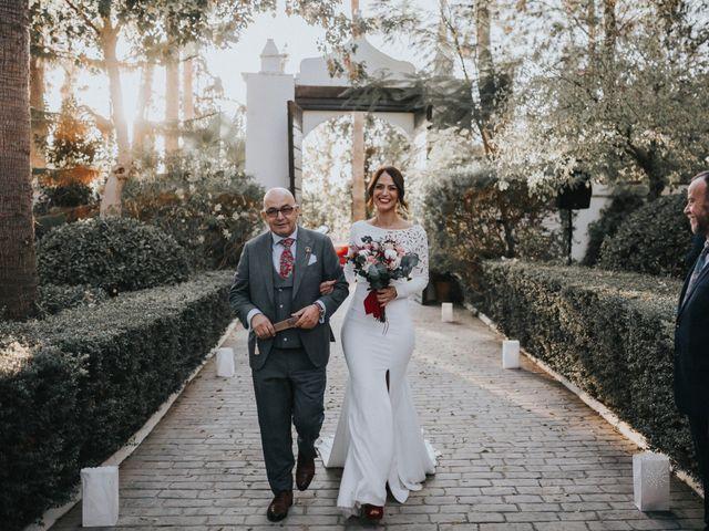 La boda de Israel y Elena en Espartinas, Sevilla 50
