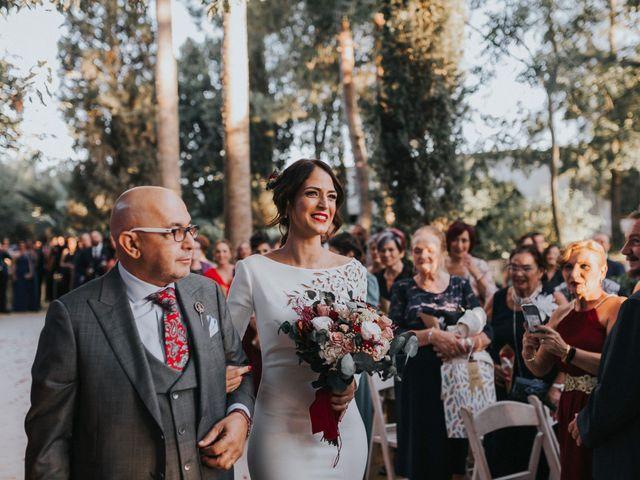La boda de Israel y Elena en Espartinas, Sevilla 51