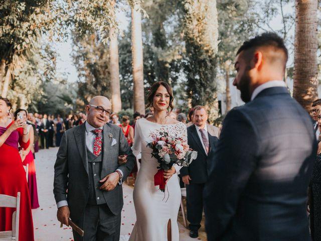 La boda de Israel y Elena en Espartinas, Sevilla 52