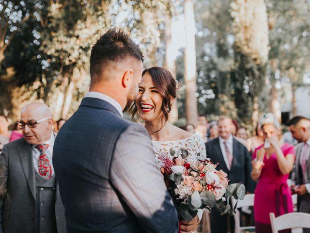 La boda de Israel y Elena en Espartinas, Sevilla 53