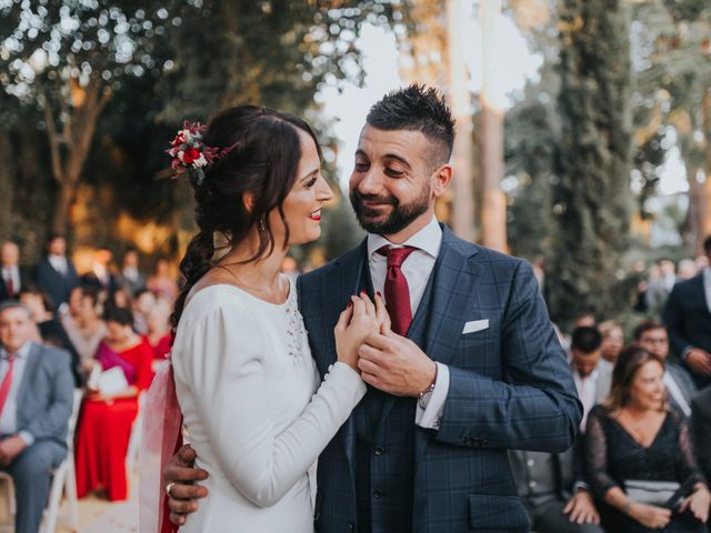 La boda de Israel y Elena en Espartinas, Sevilla 57