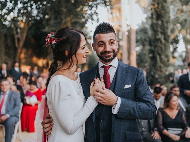 La boda de Israel y Elena en Espartinas, Sevilla 58