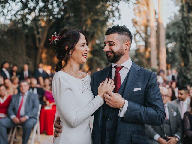 La boda de Israel y Elena en Espartinas, Sevilla 59