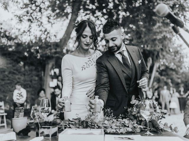 La boda de Israel y Elena en Espartinas, Sevilla 60