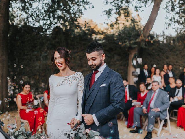 La boda de Israel y Elena en Espartinas, Sevilla 61