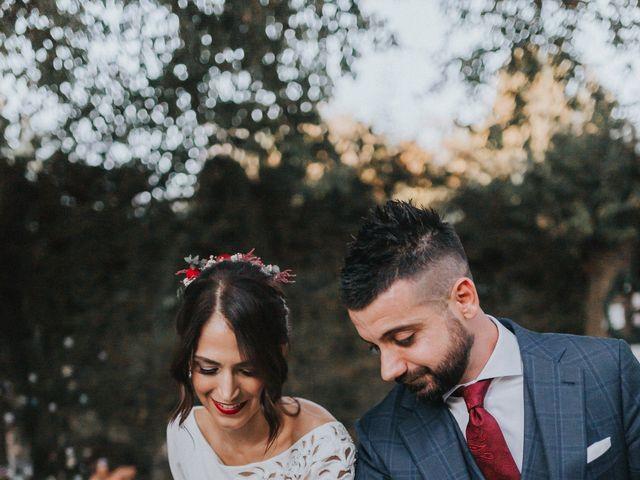 La boda de Israel y Elena en Espartinas, Sevilla 62