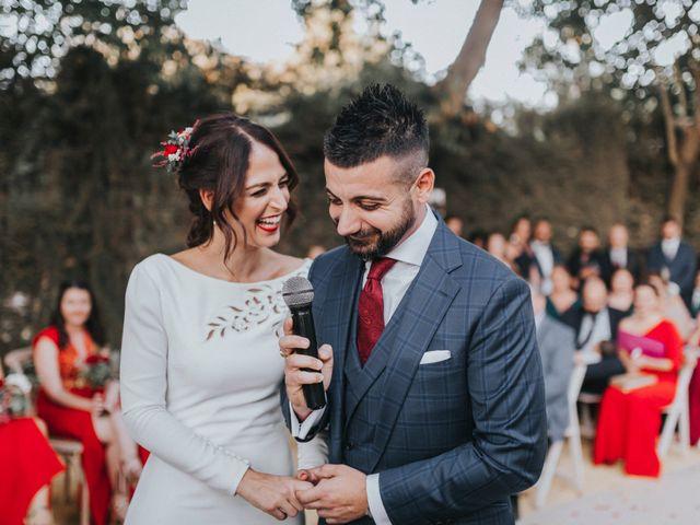 La boda de Israel y Elena en Espartinas, Sevilla 63