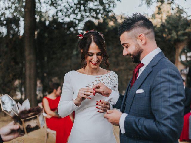 La boda de Israel y Elena en Espartinas, Sevilla 65