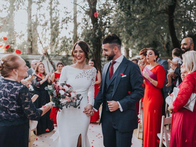 La boda de Israel y Elena en Espartinas, Sevilla 67