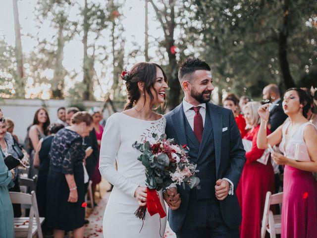La boda de Israel y Elena en Espartinas, Sevilla 68