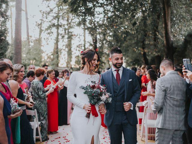 La boda de Israel y Elena en Espartinas, Sevilla 69