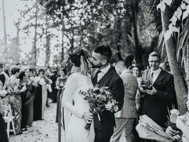 La boda de Israel y Elena en Espartinas, Sevilla 70