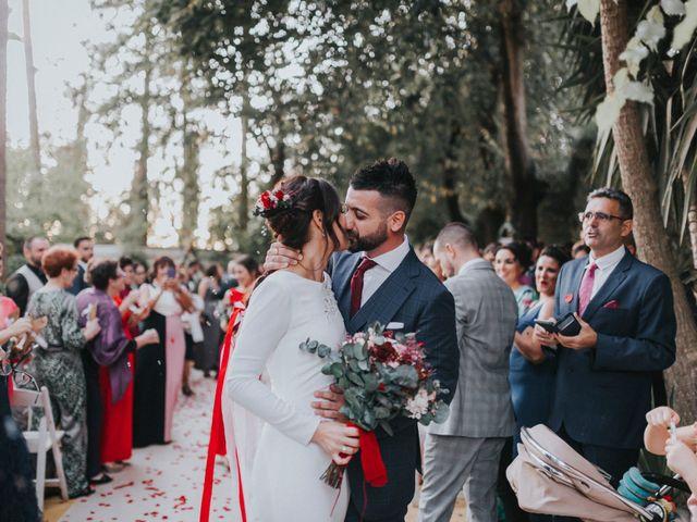 La boda de Israel y Elena en Espartinas, Sevilla 71