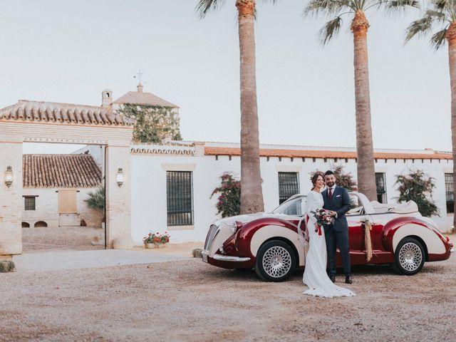 La boda de Israel y Elena en Espartinas, Sevilla 72
