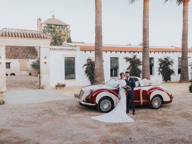 La boda de Israel y Elena en Espartinas, Sevilla 73