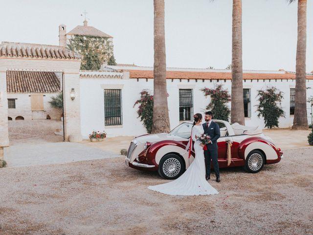 La boda de Israel y Elena en Espartinas, Sevilla 74