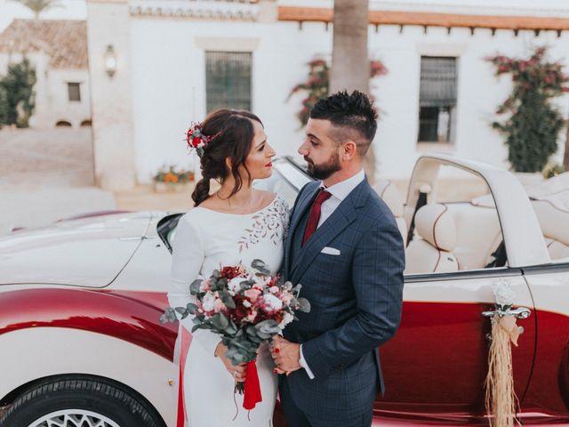 La boda de Israel y Elena en Espartinas, Sevilla 75