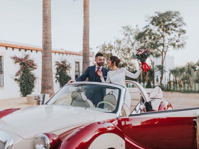 La boda de Israel y Elena en Espartinas, Sevilla 76