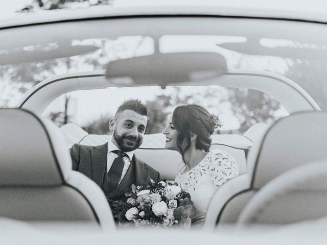 La boda de Israel y Elena en Espartinas, Sevilla 79