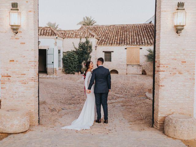 La boda de Israel y Elena en Espartinas, Sevilla 80