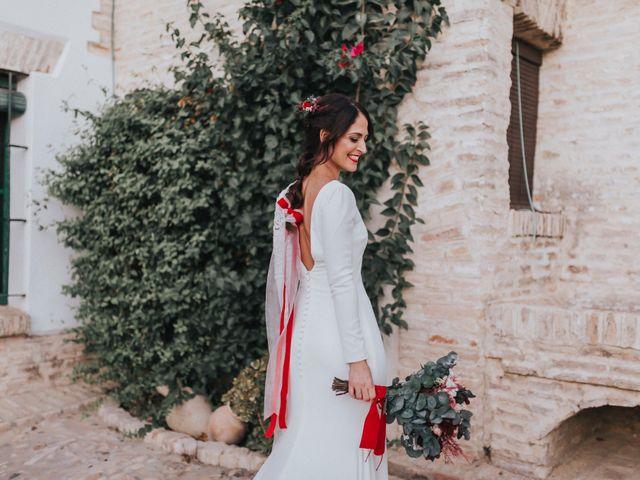 La boda de Israel y Elena en Espartinas, Sevilla 81