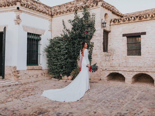La boda de Israel y Elena en Espartinas, Sevilla 82