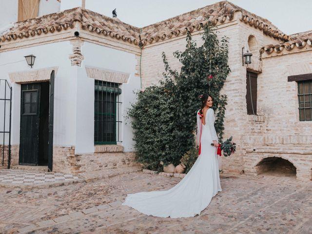 La boda de Israel y Elena en Espartinas, Sevilla 83