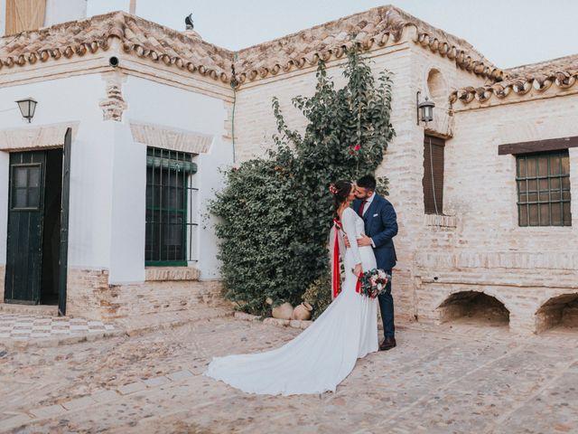 La boda de Israel y Elena en Espartinas, Sevilla 84