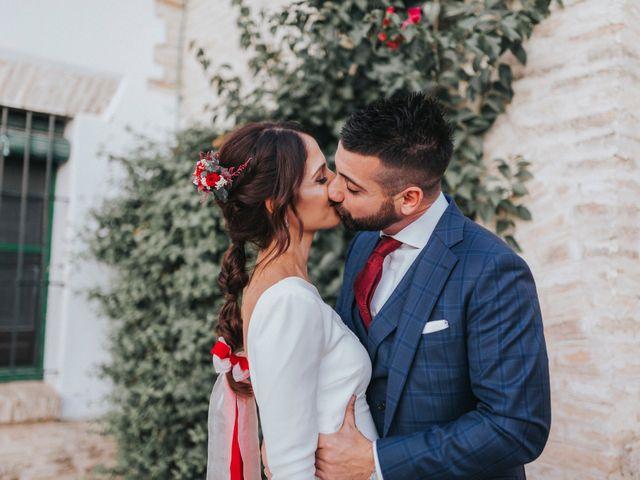 La boda de Israel y Elena en Espartinas, Sevilla 85