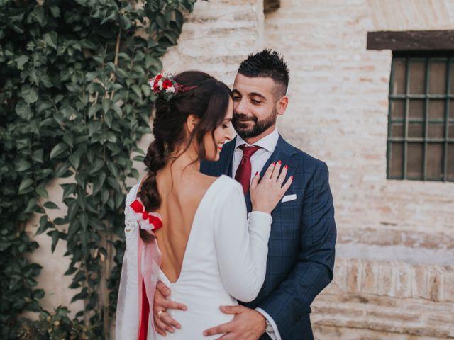 La boda de Israel y Elena en Espartinas, Sevilla 1