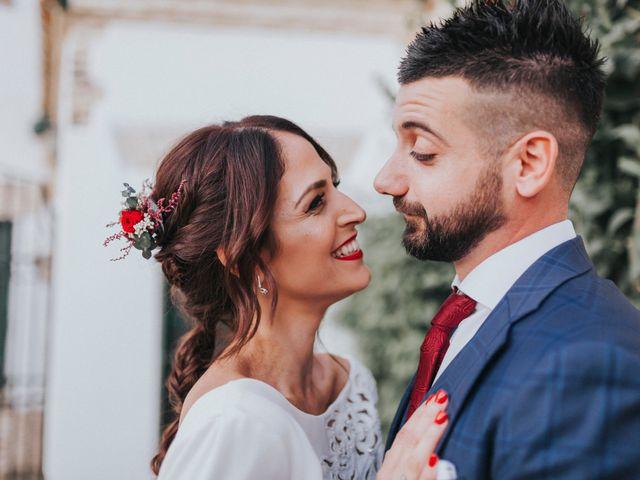 La boda de Israel y Elena en Espartinas, Sevilla 86