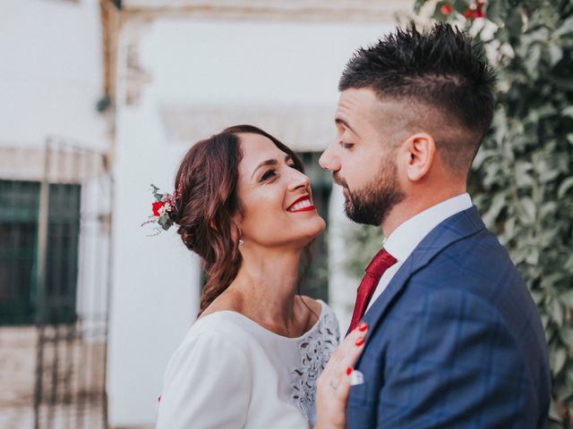 La boda de Israel y Elena en Espartinas, Sevilla 87