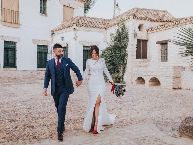 La boda de Israel y Elena en Espartinas, Sevilla 88