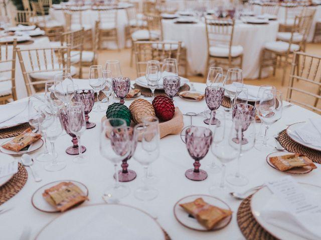 La boda de Israel y Elena en Espartinas, Sevilla 90
