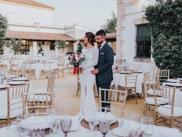 La boda de Israel y Elena en Espartinas, Sevilla 92