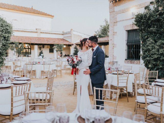 La boda de Israel y Elena en Espartinas, Sevilla 93