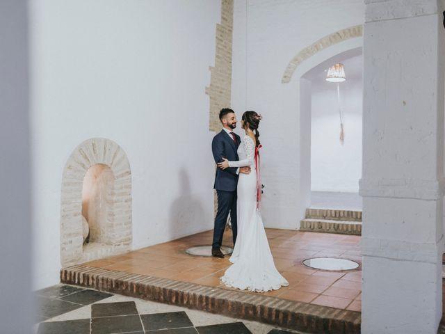 La boda de Israel y Elena en Espartinas, Sevilla 94