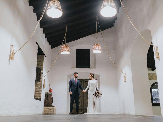 La boda de Israel y Elena en Espartinas, Sevilla 96