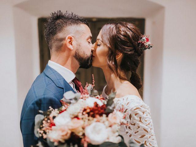 La boda de Israel y Elena en Espartinas, Sevilla 98