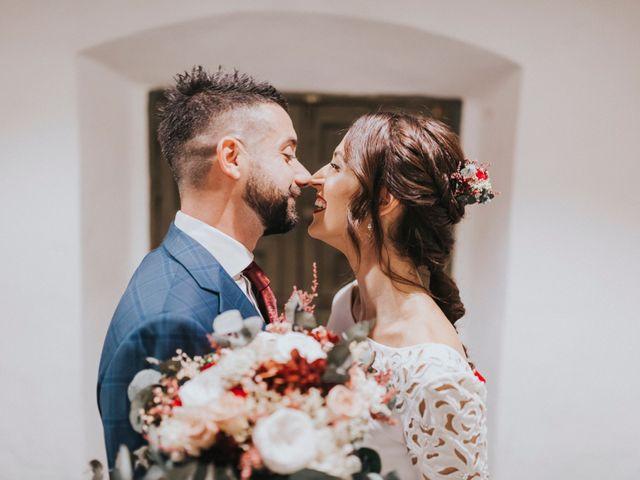 La boda de Israel y Elena en Espartinas, Sevilla 100