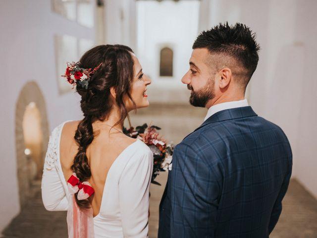 La boda de Israel y Elena en Espartinas, Sevilla 102