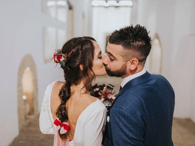 La boda de Israel y Elena en Espartinas, Sevilla 103